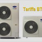 Tariffa BTA per pompe di calore: conviene?