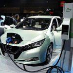 Batterie dei veicoli elettrici: uso per lo stoccaggio