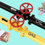 Relazione fra prezzo del petrolio e del gas