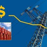 Prezzo di elettricità e petrolio: esiste un legame?