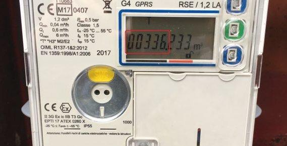 Autolettura Contatore Elettronico Gas Come Si Fa Energia Low Cost