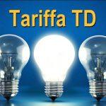 Nuova tariffa domestica TD non progressiva: cosa è?